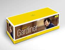 John Eliot Gardiner - Complete Recordings on Archiv Produktion & Deutsche Grammophon, 104 CDs