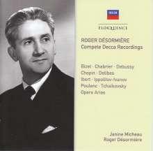 Roger Desormiere - Complete Decca Recordings, 4 CDs