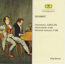 Franz Schubert (1797-1828): Impromptus D.899 & 935, 2 CDs