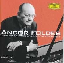 Andor Foldes - Complete Deutsche Grammophon Recordings, 19 CDs