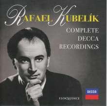 Rafael Kubelik - Complete Decca Recordings, 12 CDs
