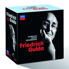 Friedrich Gulda - The Complete Decca Recordings, 41 CDs und 1 Blu-ray Disc