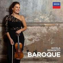 Nicola Benedetti - Baroque, CD
