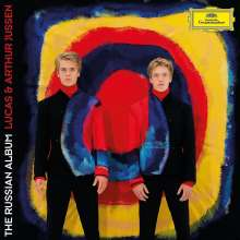 Lucas & Arthur Jussen - The Russian Album, CD