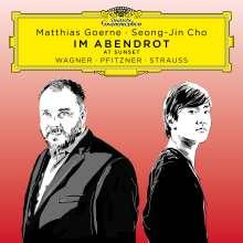 Matthias Goerne - Im Abendrot, CD