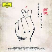Shades of Love - Korean Drama Soundtracks, CD