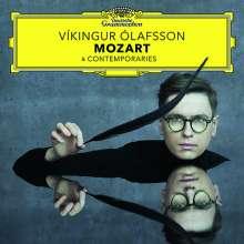 Vikingur Olafsson - Mozart & Contemporaries, CD