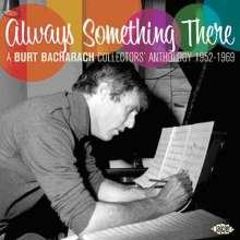 Burt Bacharach: Always Something There - Anthology, CD