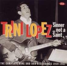 Trini Lopez: Sinner Not A Saint, CD