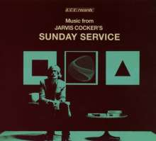 Music From Jarvis Cocker's Sunday Service, CD