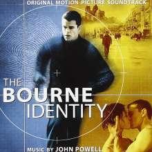 John Powell (geb. 1963): Filmmusik: The Bourne Identity, CD