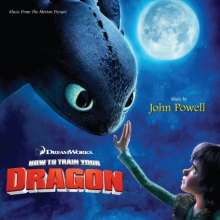 John Powell (geb. 1963): Filmmusik: How To Train Your Dragon, CD