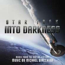 Filmmusik: Star Trek Into Darkness, CD