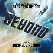 Michael Giacchino (geb. 1967): Filmmusik: Star Trek: Beyond, CD