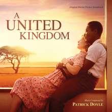 Patrick Doyle: Filmmusik: A United Kingdom, CD
