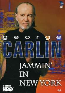 George Carlin: Jammin' In New York 1992, DVD