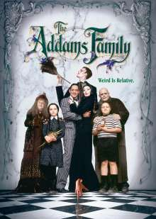 Addams Family (1991) (UK Import), DVD