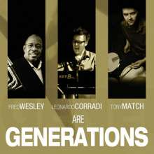 Fred Wesley (geb. 1943): Generations, CD