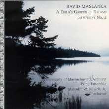 David Maslanka (geb. 1943): Symphonie Nr.2, CD