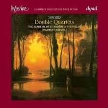 Louis Spohr (1784-1859): Doppelquartette Nr.1-4 (opp.65,77,87,136), 2 CDs