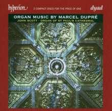 Marcel Dupre (1886-1971): Orgelwerke, 2 CDs