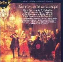 John Garth (1722-1810): Cellokonzert Nr.2, CD
