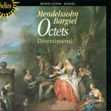 Woldemar Bargiel (1828-1897): Oktett op.15a, CD