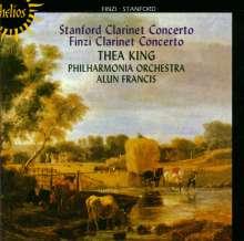 Gerald Finzi (1901-1956): Klarinettenkonzert op.31, CD