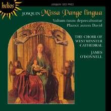 Josquin Desprez (1440-1521): Missa Pange Lingua, CD