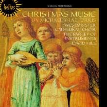 Michael Praetorius (1571-1621): Weihnachtskonzerte, CD