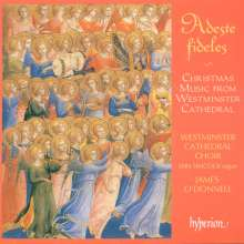 Westminster Cathedral Choir, CD