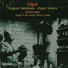 Edward Elgar (1857-1934): Enigma-Variations op.36 für Orgel, CD