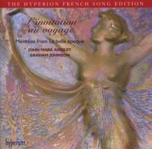 John Mark Ainsley - Melodies from La Belle Epoque, CD