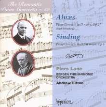Eyvind Alnaes (1872-1932): Klavierkonzert D-Dur op.27, CD