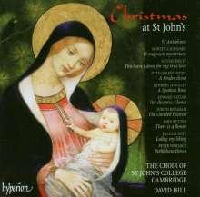 Christmas at St.John's College Cambridge, CD