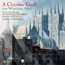 A Christmas Caroll from Westminster Abbey, CD