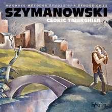 Karol Szymanowski (1882-1937): Klavierwerke, CD