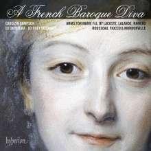 Carolyn Sampson - A French Baroque Diva (Arias for Marie Fel), CD