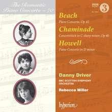 Dorothy Howell (1898-1982): Klavierkonzert D-Dur, CD