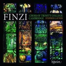 Gerald Finzi (1901-1956): Chorwerke, CD