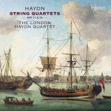 Joseph Haydn (1732-1809): Streichquartette Nr.69-74 (opp.71 & 74), 2 CDs