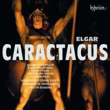 Edward Elgar (1857-1934): Caractacus, 2 CDs