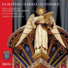 Westminster Abbey Choir - Bairstow / Harris / Stanford, CD