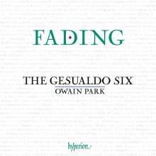 The Gesualdo Six - Fading, CD