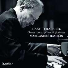 Marc-Andre Hamelin - Liszt / Thalberg, CD
