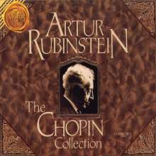 Frederic Chopin (1810-1849): Arthur Rubinstein - The Chopin Collection, 11 CDs