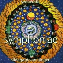 Hildegard von Bingen (1098-1179): Symphoniae (Geistliche Gesänge), CD