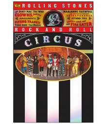 The Rolling Stones: The Rolling Stones Rock And Roll Circus (4K Restoration), Blu-ray Disc