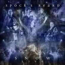 Spock's Beard: Snow: Live, 2 CDs und 2 DVDs