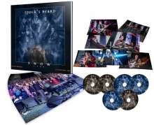 Spock's Beard: Snow: Live (Limited Boxset), 2 CDs, 2 DVDs und 2 Blu-ray Discs
